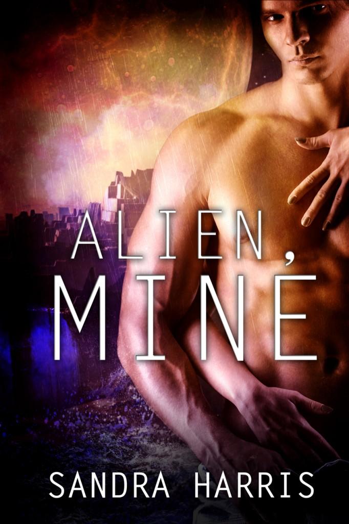 Alien, Mine Book Cover